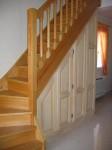 04-04 Escalier 1/4 tournant avec contre marche