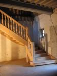 07-04 Escalier 1/4 tournant avec contre marche