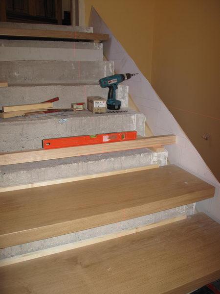 Habillage Escalier En Bois. Elegant La Deco Des Escaliers With